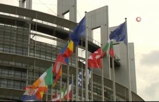 Avrupa Parlementosu binası ihtiyaç sahipleri için...