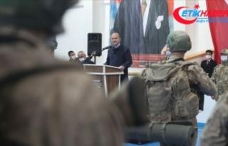 Bakan Soylu: Yurt içindeki terörist sayısı 486'ya...