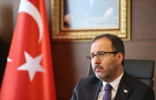 Bakan Kasapoğlu, karantinadaki milli futbolcu Zeki...