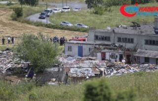 Başakşehir'de fabrikada patlama: 2 kişi vefat...