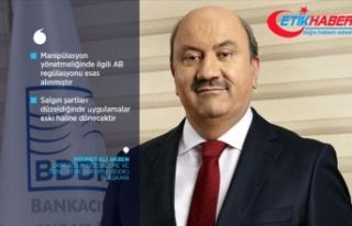 BDDK Başkanı Akben: Manipülasyon girişimlerine...