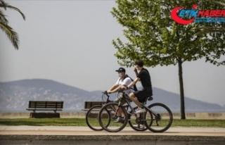 Bisiklet 'yeni normal' dönemin gözde ulaşım...