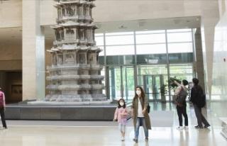 Güney Kore'de son 50 günün en yüksek Kovid-19...