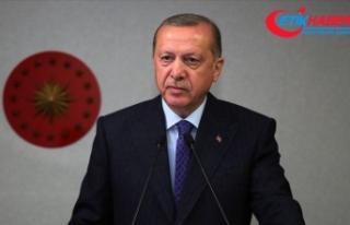 Cumhurbaşkanı Erdoğan: Teröristlere karşı sonuna...