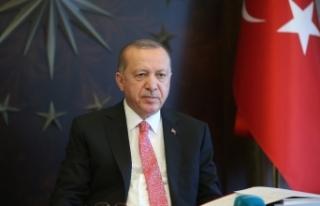 Cumhurbaşkanı Erdoğan: Sayın Bahçeli'ye...