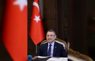 """Cumhurbaşkanı Yardımcısı Oktay: """"Türkiye kriz..."""