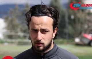 Denizlisporlu Sedat Şahintürk: Sergen hoca bize...
