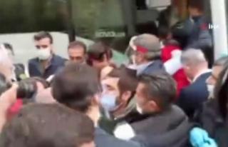 DİSK Genel Başkanı Arzu Çerkezoğlu gözaltına...