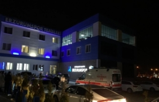 Erzurumspor'da futbolcular TFF'ye sitem etti