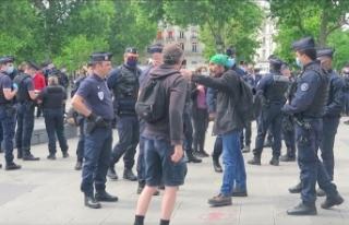 """Fransa'da """"Sarı Yelekliler"""" yeniden eylem için..."""