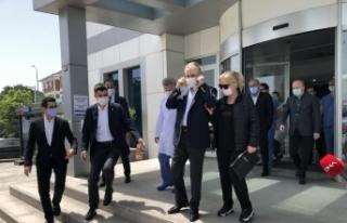 Galatasaray, Başkan Mustafa Cengiz'in bu sabah...