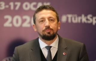Hidayet Türkoğlu'ndan Ahmet Nur Çebi'ye geçmiş...