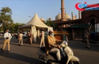 Hindistan'da Kovid-19 kaynaklı ölü sayısı Çin'i...