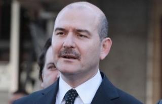 """İçişleri Bakanı Soylu: """"Yurt içinde 5 terörist..."""