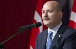 Bakan Soylu Türkiye'deki son terörist sayısı...