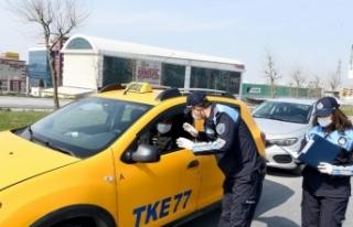 İçişleri Bakanlığından ticari taksilerle ilgili...