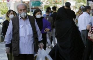 İran'da son 24 saatte korona virüsten 45 kişi...