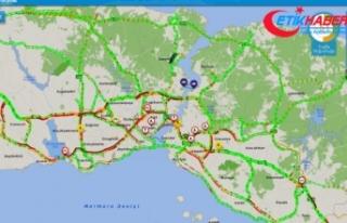 İstanbul'da sokağa çıkma kısıtlamasına saatler...