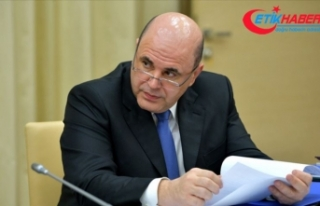 Kovid-19'a yakalanan Rusya Başbakanı Mişustin...