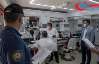 Kovid-19 denetimlerinde 4310 idari işlem uygulandı