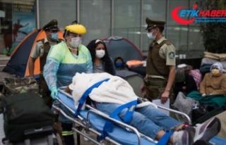 Kovid-19 Latin Amerika'da kritik seviyelere ulaştı