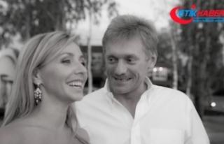 Kremlin Sözcüsü Peskov'un eşi korona virüsü...