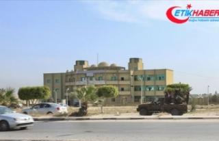 Libya'da hükümet güçleri Hafter'e ait...