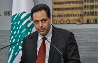 """Lübnan Başbakanı Diab: """"Ciddi bir gıda krizi..."""