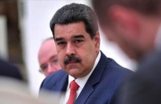 Maduro: Silahlı eylem ve darbe girişimi için ülkeye...