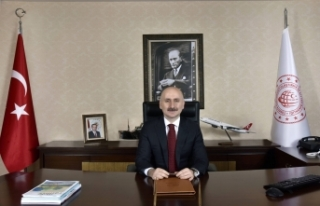 """""""Marmaray her yıl 25 bin konteyner yük taşıyacak"""""""