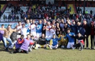 """Metincan Cici: """"Futbolla ilgili en sağlıklı..."""