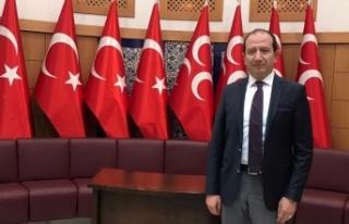 MHP'li Şekerci: Sayın Bahçeli'ye iftira...