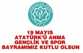 Osmaniye Vakfı'ndan 19 Mayıs'a özel Video