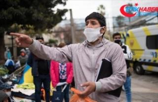 Peru ve Ekvador'da Kovid-19 nedeniyle ölenlerin...