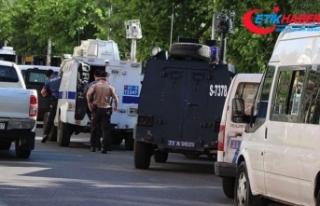 Polis memuru Atakan Arslan'ın şehit edildiği...