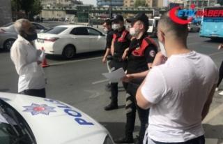"""Polisten taksiciyi şoke eden cevap: """"Bu hastalık..."""