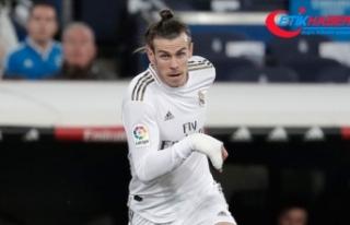 Real Madridli futbolcu Bale ABD'de oynamaya sıcak...