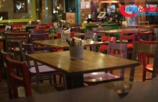 Restoran, lokanta ve kafeler açılış için hazırlıklara...