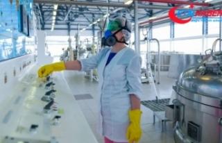 """Rusya: """"Korona virüs aşısının deneme sürümü..."""