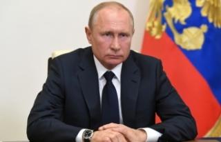 """Rusya Devlet Başkanı Putin: """"12 Mayıs'tan itibaren..."""