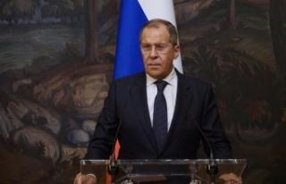 """Rusya Dışişleri Bakanı Lavrov: """"ABD silah..."""