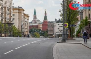 Rusya'da korona virüsten ölenlerin sayısı 4...