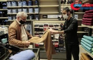 Sağlık Bakanlığı giyim mağazaları için Kovid-19...