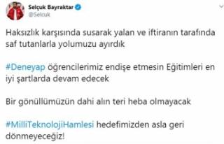 Sivasspor'dan Ahmet Nur Çebi'ye geçmiş olsun...