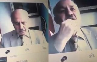 Skandal sözlerin ardından Dekan Prof. Dr. Orhan...