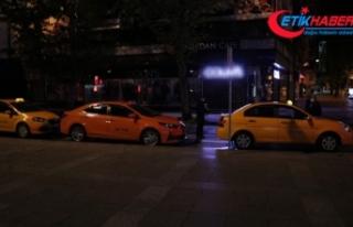 Taksilerdeki tek ve çift plaka uygulaması kalktı...