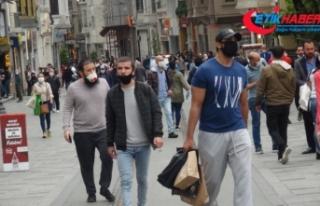 Taksim Meydanı ve İstiklal Caddesi'nde dikkat...