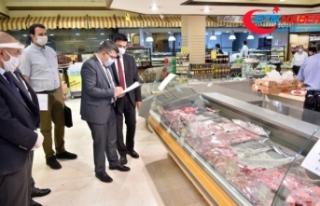 Ticaret Bakanlığ'ndan 81 ilde eş zamanlı market...