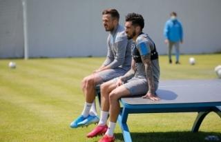 Trabzonspor, Sosa ve Novak'a korona virüs şartları