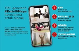 TRT'den 19 Mayıs etkinliği